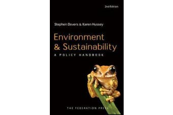 Environment and Sustainability - A Policy Handbook