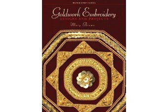 Goldwork Embroidery - Designs and Projects