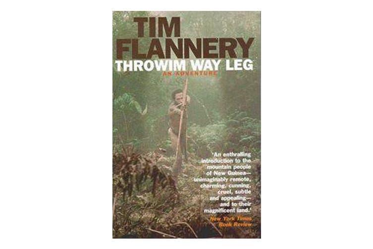 Throwim Way Leg - An Adventure