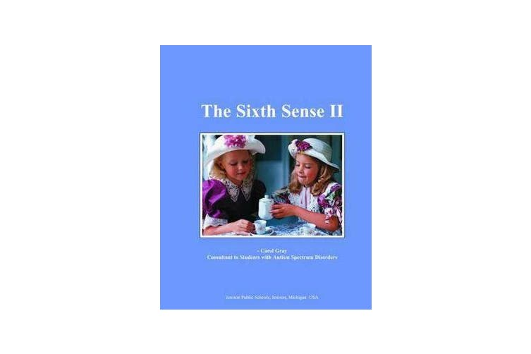 The Sixth Sense II - Sharing Information About Autism Spectrum Disorders with General Education Students