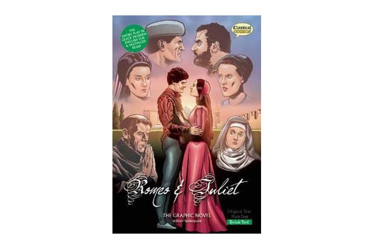 Romeo and Juliet the Graphic Novel - Quick Text
