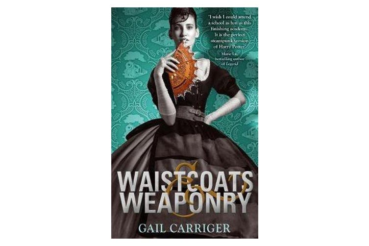 Waistcoats and Weaponry - Number 3 in series