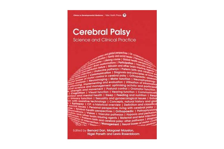 Cerebral Palsy - Science and Clinical Practice