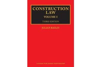 Construction Law - Third Edition