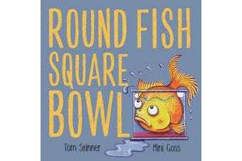 Round Fish Square Bowl
