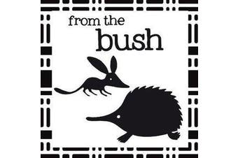 Crinkly Book of Aussie Animals - From the Bush