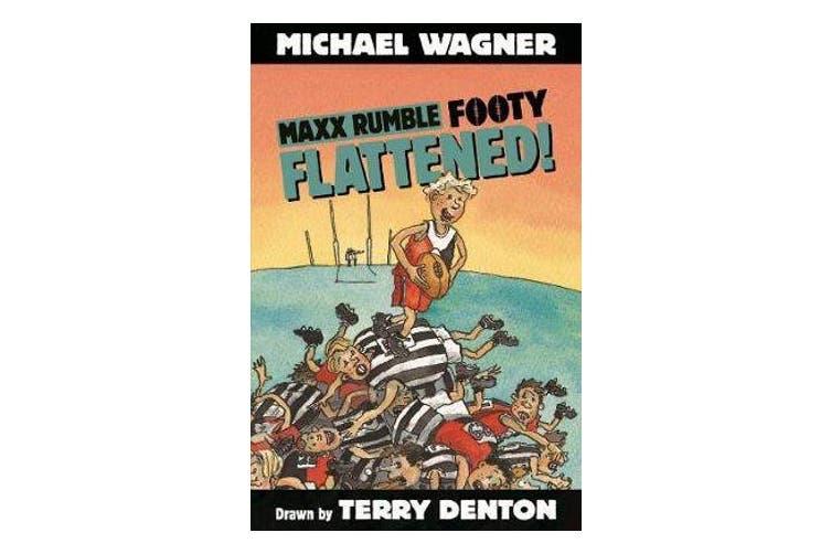 Maxx Rumble Footy 3 - Flattened!