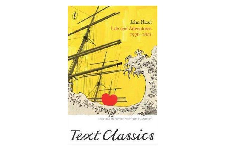 Life and Adventures 1776-1801 - Text Classics
