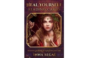 Heal Yourself Reading Cards - Intuitive Guidance to Transform Your Soul