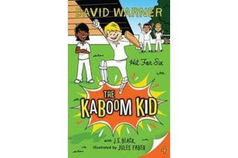 Hit for Six - Kaboom Kid #4