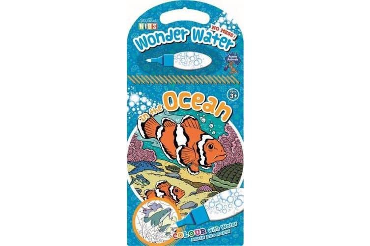Wonder Water Series - In the Ocean