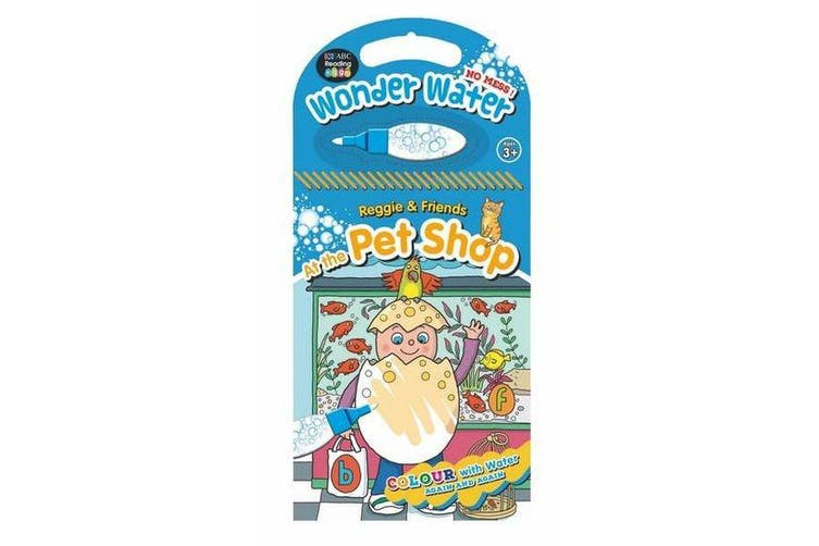 ABC Reading Eggs Wonder Water Series - Reggie and Friends at the Pet Shop