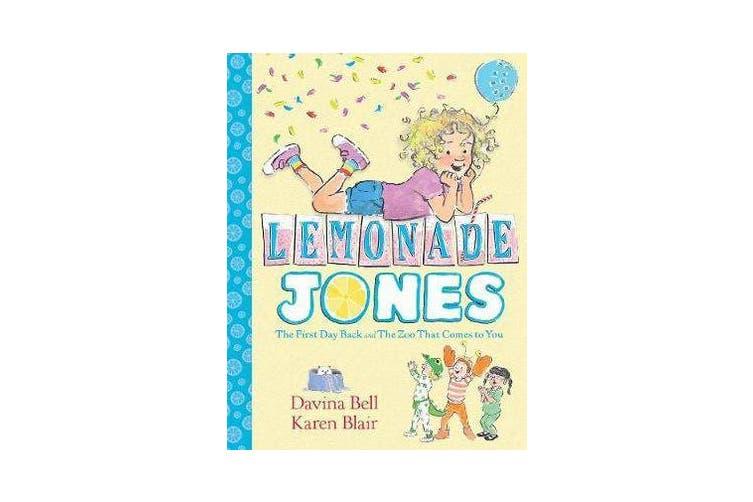 Lemonade Jones - Lemonade Jones 1