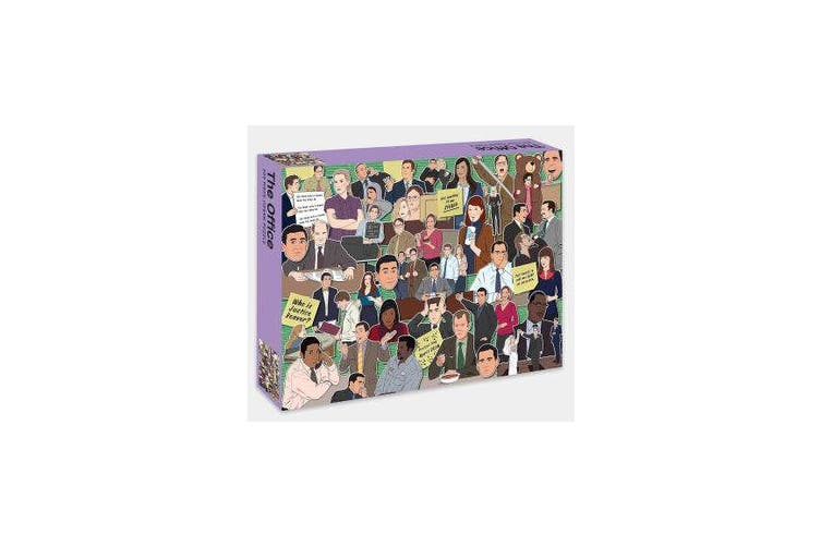The Office - 500 piece jigsaw puzzle