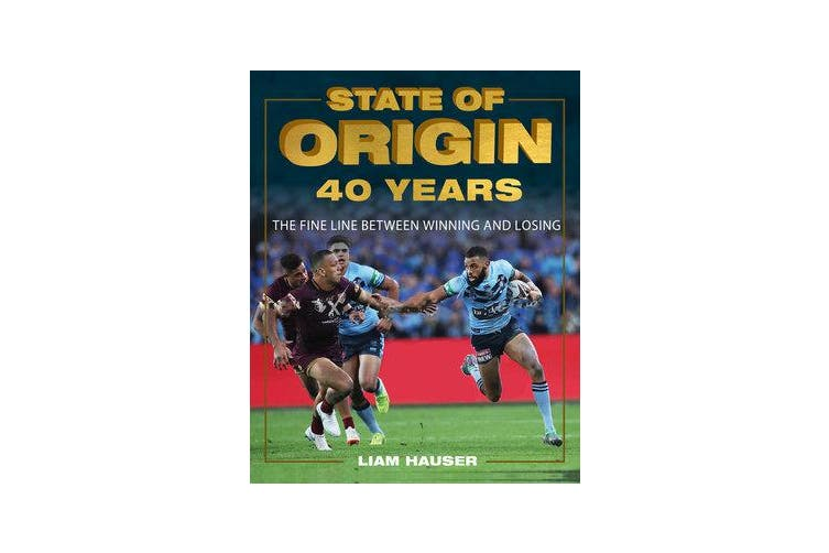State of Origin 40 Years - The fine line between winning and losing