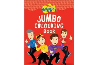 The Wiggles Jumbo Colouring Book