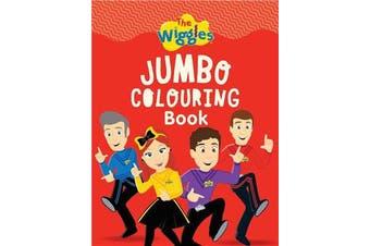 The Wiggles Jumbo Colouring Book