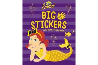Wiggles Emma! Big Stickers for Little Hands