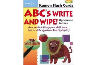 Abcs Uppercase Write & Wipe