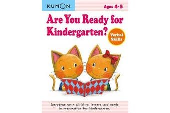 Are You Ready for Kindergarten? Verbal Skills