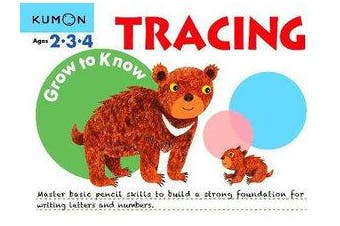 Grow to Know Tracing - Ages 2 3 4