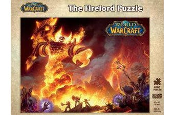 World of Warcraft - The Firelord Puzzle