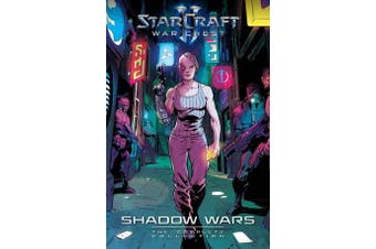 Starcraft: Warchest - Shadow Wars - The Complete Comic Collection