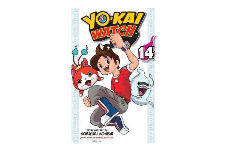YO-KAI WATCH, Vol. 14