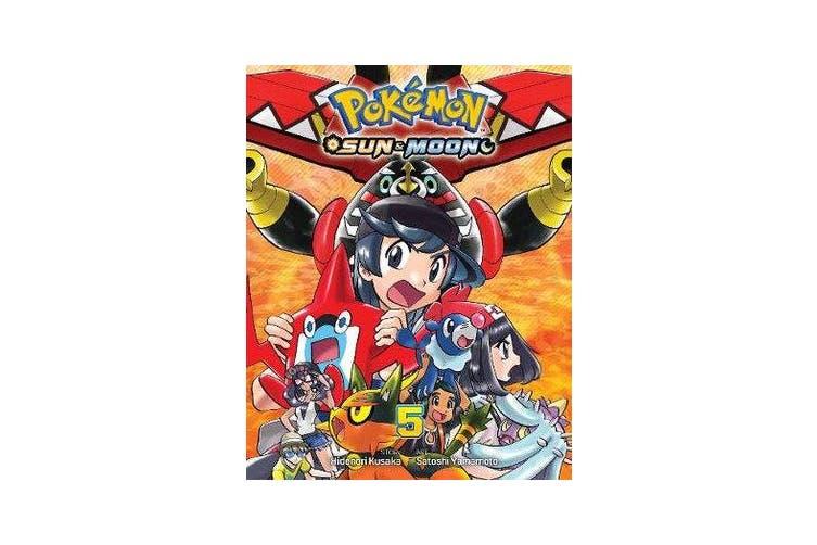 Pokemon - Sun & Moon, Vol. 5