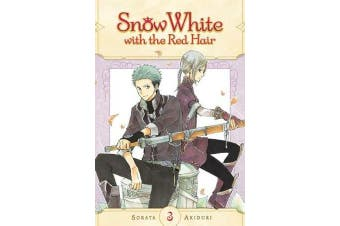 Snow White with the Red Hair, Vol. 3