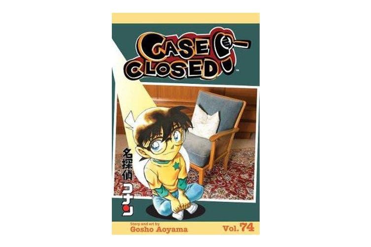 Case Closed, Vol. 74