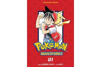 Pokemon Adventures Collector's Edition, Vol. 1