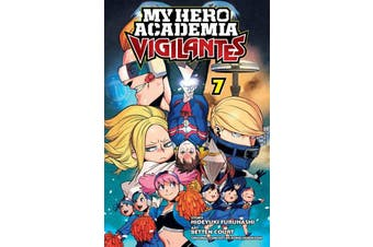 My Hero Academia - Vigilantes, Vol. 7