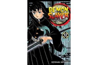 Demon Slayer - Kimetsu no Yaiba, Vol. 12