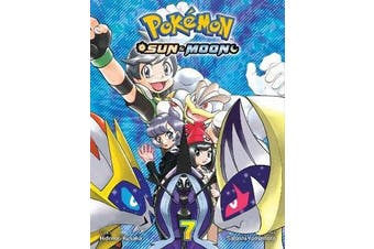 Pokemon - Sun & Moon, Vol. 7