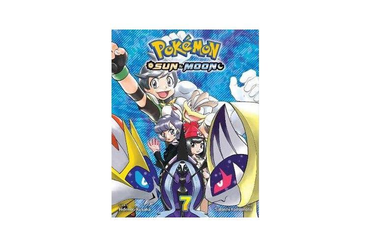 Pokemon - Sun & Moon, Vol. 7