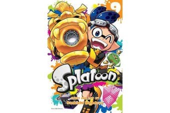 Splatoon, Vol. 9