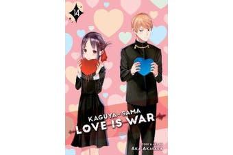 Kaguya-sama - Love Is War, Vol. 14