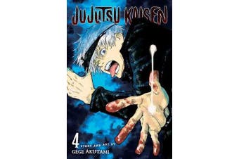 Jujutsu Kaisen, Vol. 4