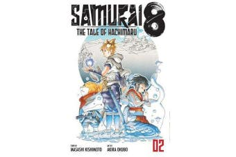 Samurai 8 - The Tale of Hachimaru, Vol. 2