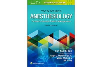 Yao & Artusio's Anesthesiology - Problem-Oriented Patient Management