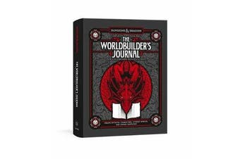 The Worldbuilder's Journal to Legendary Adventures - Create Mythical Characters, Storied Worlds, and Unique Campaigns