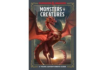 Monsters and Creatures - An Adventurer's Guide