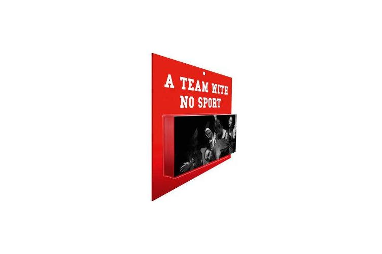 Team with No Sport - Virgil Abloh Pyrex Vision Flip Book