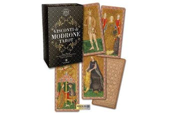 Visconti Modrone Tarot - Milan, 1442-1447 the Tarot Deck of the Renaissance Courts