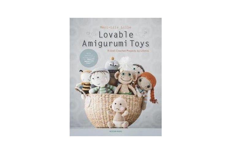 Cuddly Amigurumi Toys: 15 New Crochet Projects by Mari-Liis Lille ... | 502x753