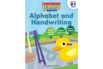 Learning Express - Alphabet and Handwriting Level K1