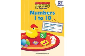 Learning Express - Numbers 1 to 10 Level K1