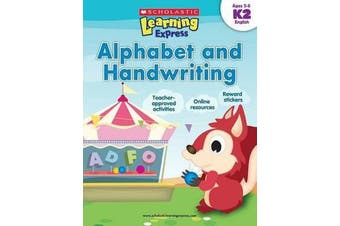 Learning Express - Alphabet and Handwriting Level K2
