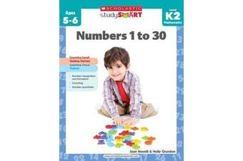 Study Smart - Numbers 1 to 30 Level K2